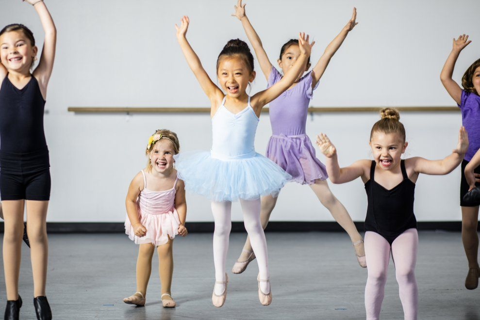 Do your children need to take up professional dancing?