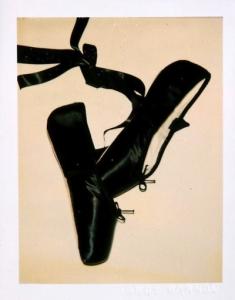 Э. Уорхол, полароидный снимок