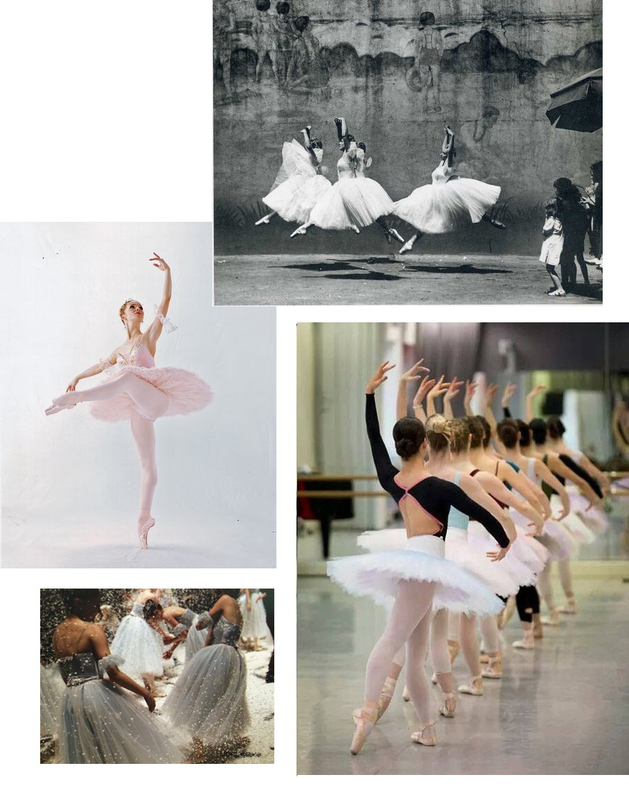 Почему балерины носят пачку?