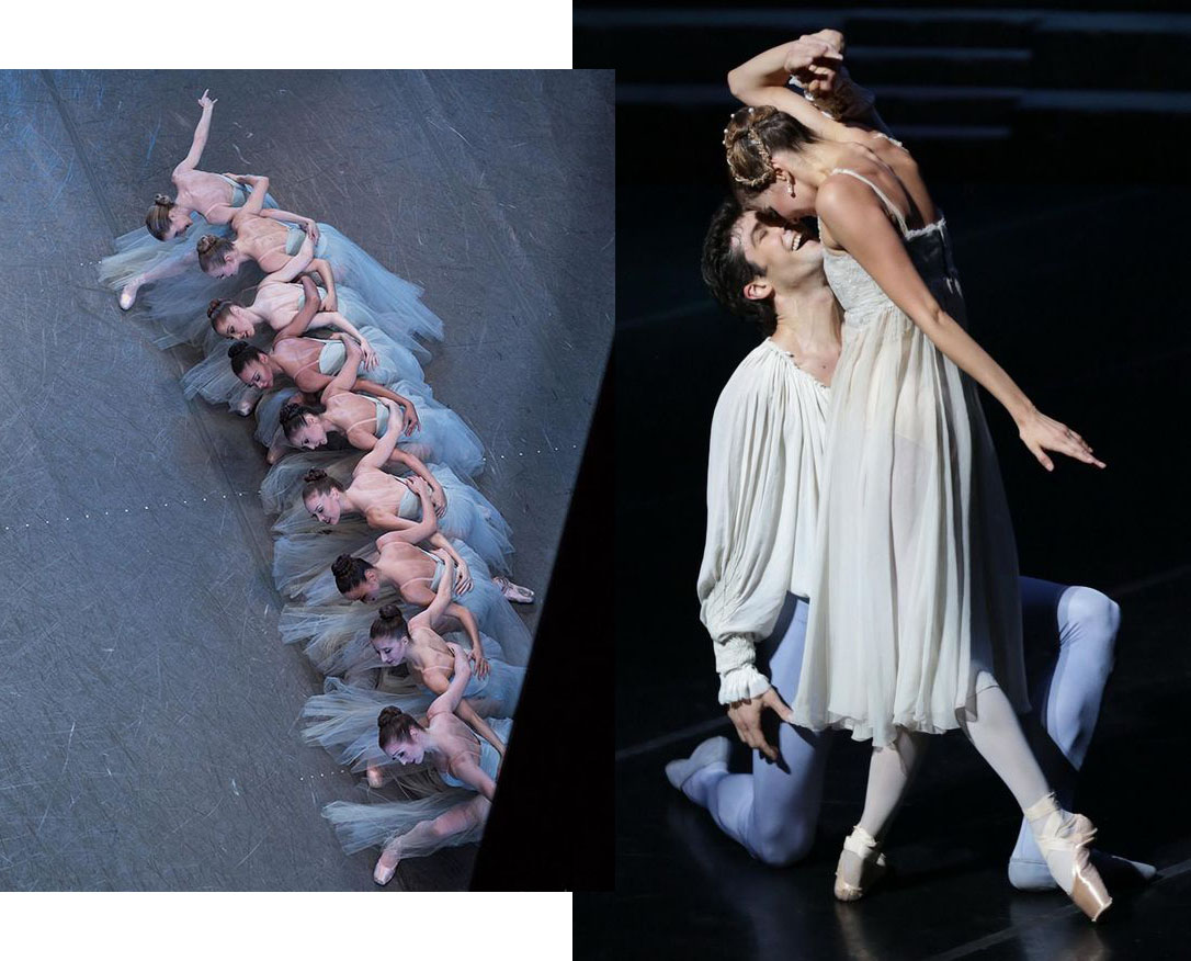 Что такое танцсимфония и драмбалет?