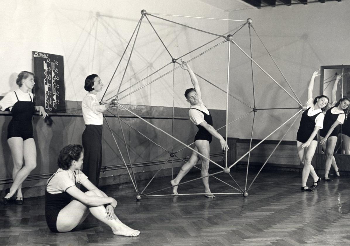 Краткая история современного танца. Европа. Лабан, Вигман, Йосс