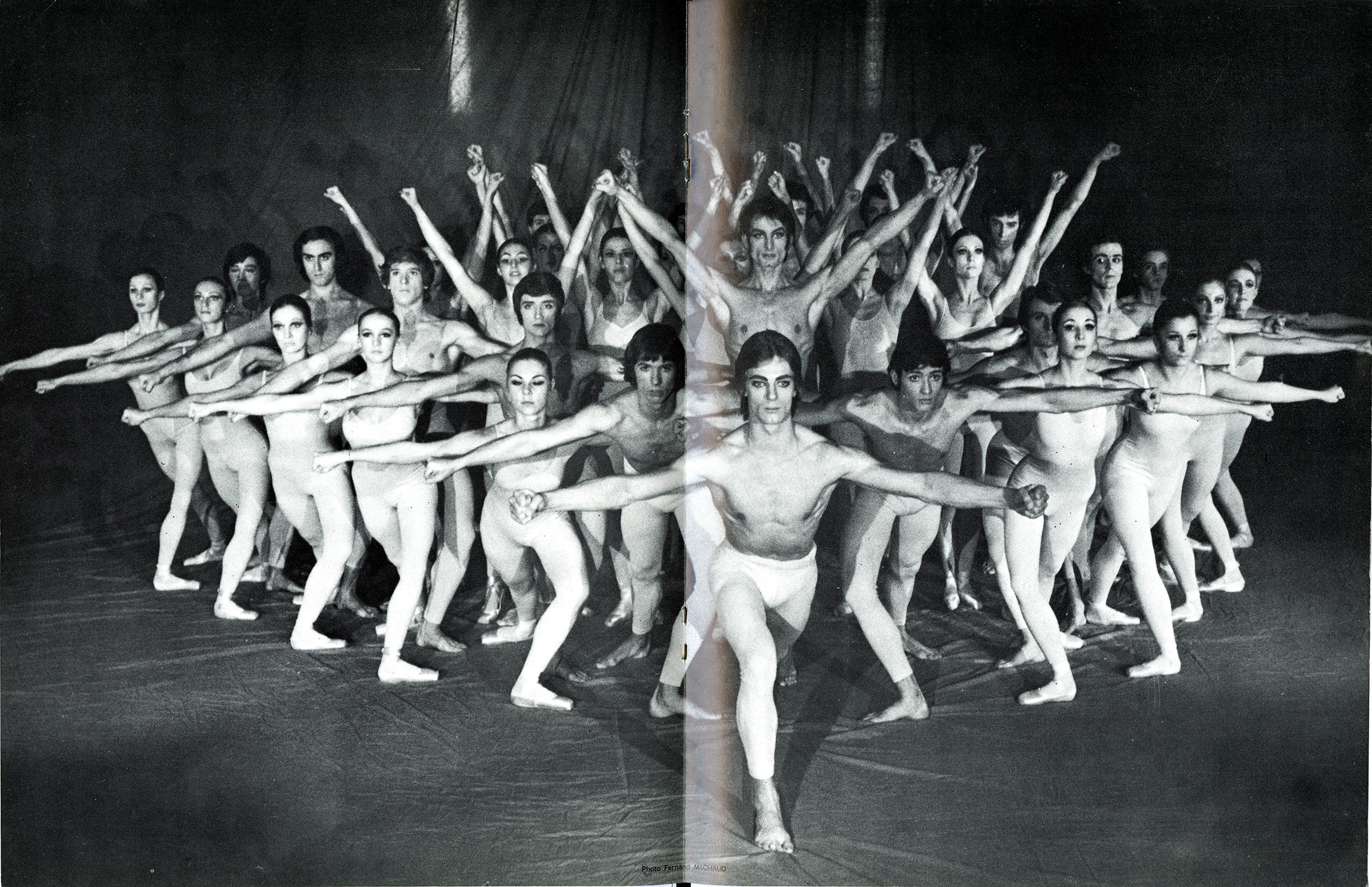 Мой рок-н-ролл: как балет сотрудничает с рок-музыкой?