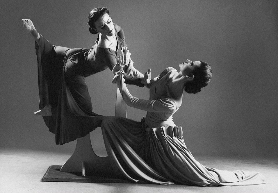 Танец модерн в США. Марта Грэм, Дорис Хамфри, Чарльз Вайдман и Ханья Хольм