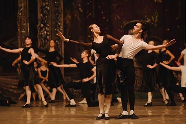 Что такое дивертисмент в балете?
