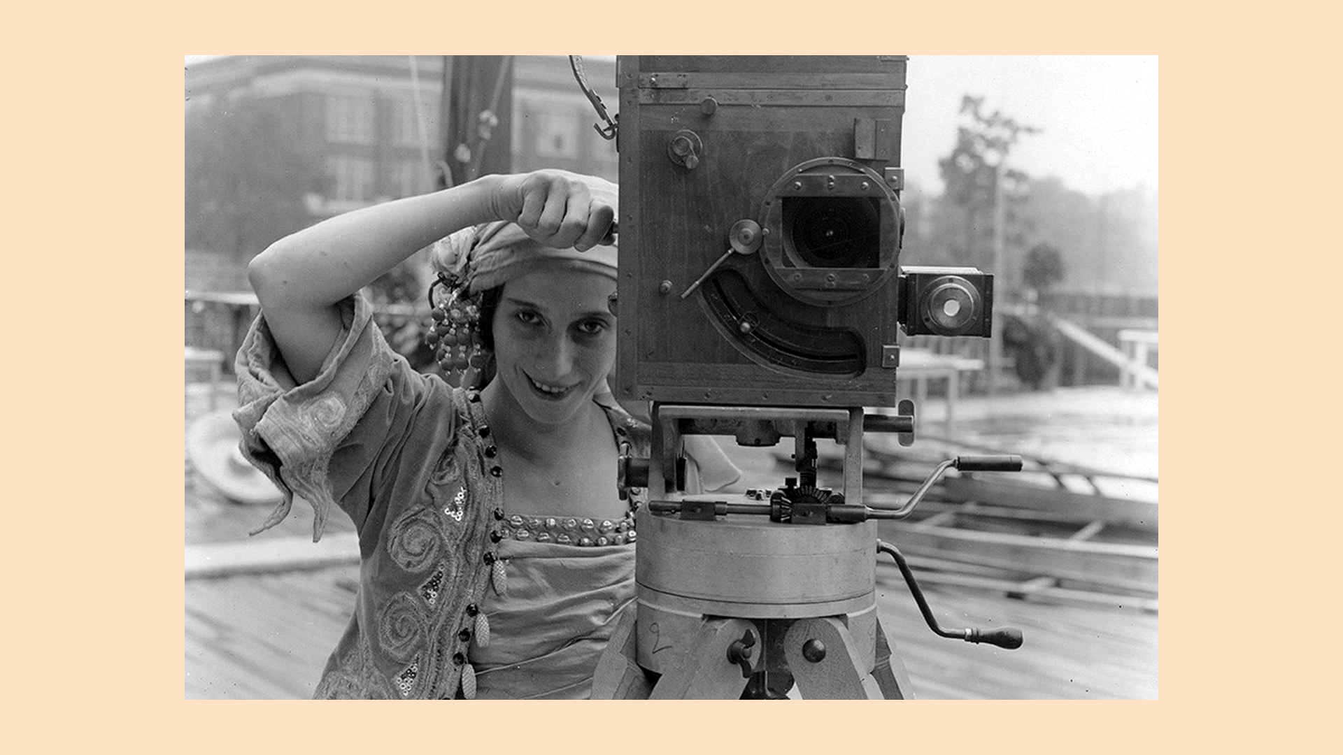 До эры Youtube: редкие балетные видео начала 20 века (1900-1916)