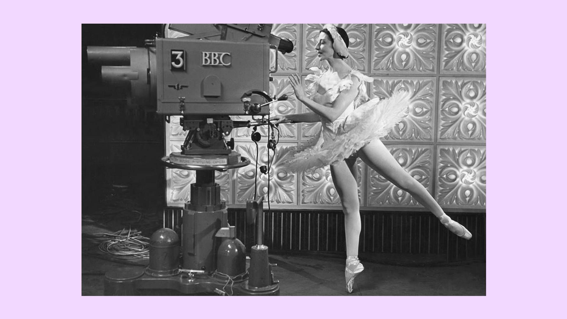 До эры Youtube: редкие балетные видео начала 20 века (1917-1933)